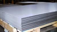 Лист нержавеющий кислотостойкий  AISI 316  0.5х1000х2000 2B матовая поверхность