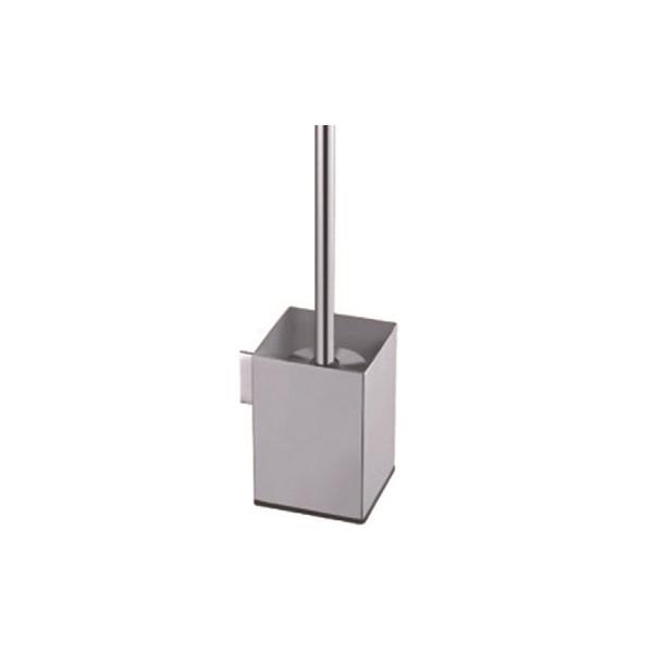 Ершик для унитаза напольный, KL-11113A квадрат