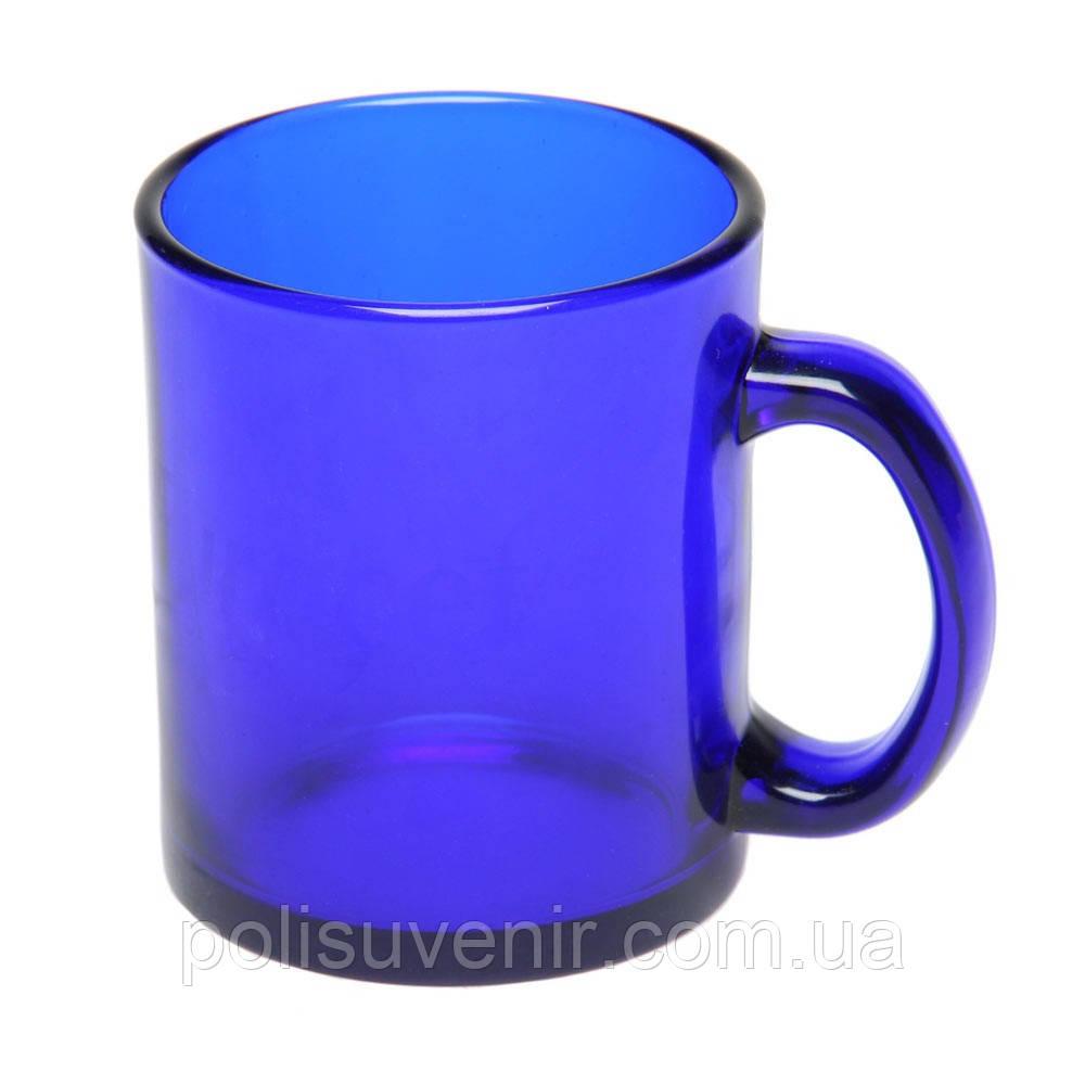 Чашка из стекла