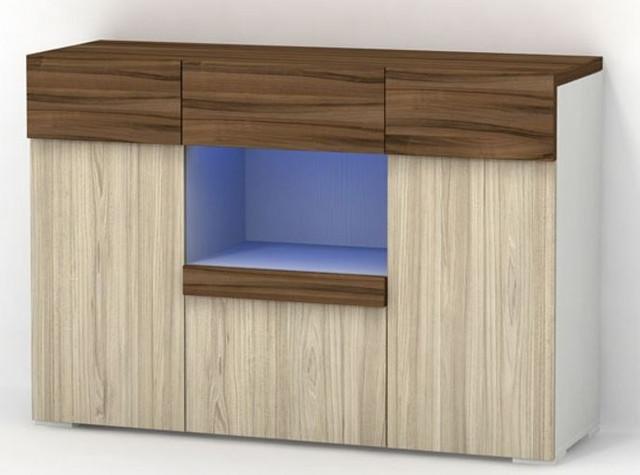 Комод Conti мебельная подсветка