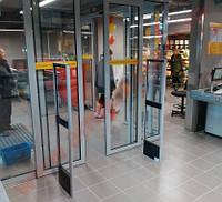 Охранные системы в магазин Sigma АМ/воровство в магазинах