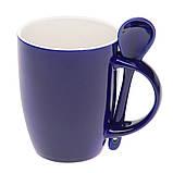 Чашка з ложкою 300 мл, фото 2