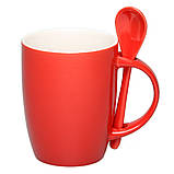 Чашка з ложкою 300 мл, фото 4