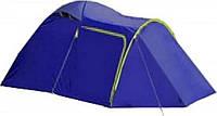 Палатка 4-х местная Coleman 1009 (Польша), фото 1