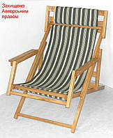 Кресло шезлонг