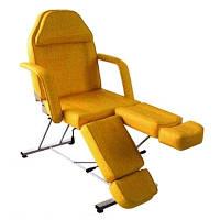 Педикюрно-косметологическое кресло-кушетка LS-240