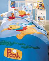 Детское постельное бельё ТАС Winnie the Pooh Pilot(Винни Пух Пилот)