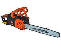 Пила цепная электрическая STORM 2400Вт 13.5 м/с шина 405мм 230В INTERTOOL WT-0624, фото 1