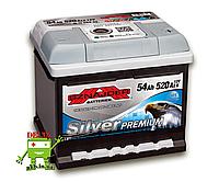 АКБ SZNAJDER Silver Premium 6СТ- 54Ah 520A R