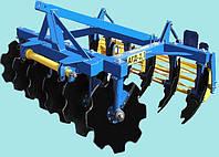 Агрегат почвообрабатывающий, АГД-2,1,  Агрореммаш