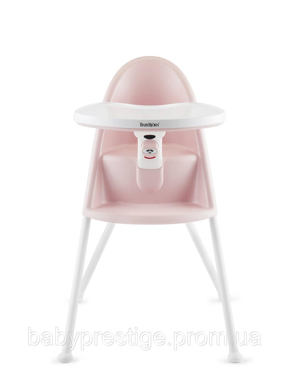 Стульчик для кормления Baby bjornHigh Chair (розовый)
