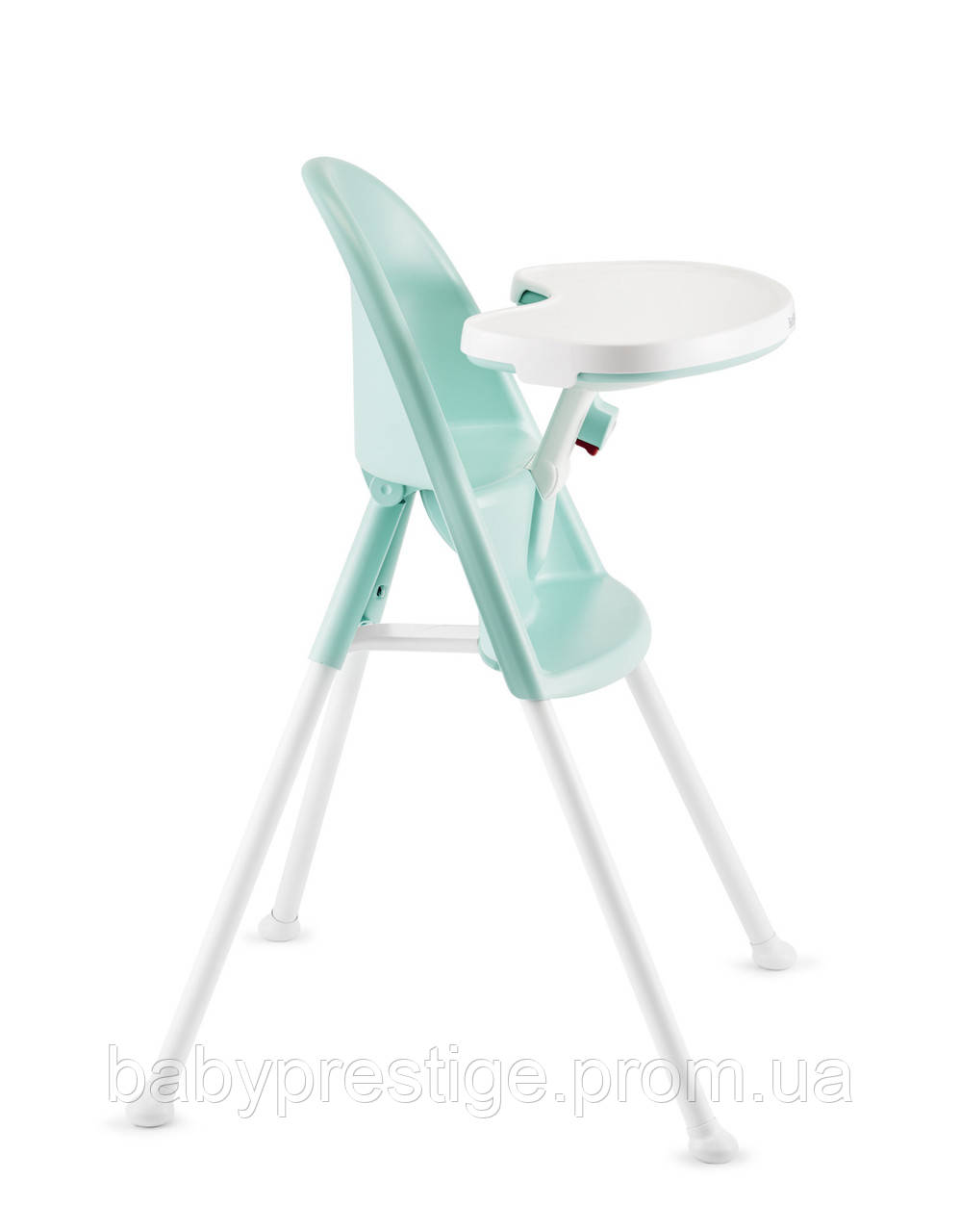 Стульчик для кормления Baby bjornHigh Chair, бирюзовый