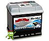 АКБ SZNAJDER Silver Premium 6СТ- 55Ah 540A L