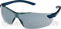 Защитные очки 3М 2821 солнцезащитные затемненные дымчатые