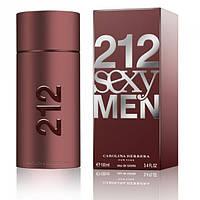 Мужская туалетная вода Carolina Herrera 212 Sexy Men Каролина Херрера 212 Секси мен