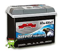 АКБ SZNAJDER Silver Premium 6СТ- 62Ah 620A R