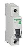 Автоматический выключатель Schneider Electric Easy9 1п 6А