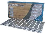 Монтажные пластины DEVIcellTM Dry 4 пластины, на 2 м кв. для монтажа кабеля