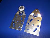 Ролик для подвесной двери Новатор 30кг ITALY, фото 1
