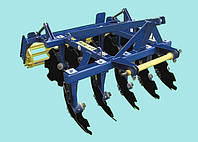 Агрегат почвообрабатывающий, АГД-1,8, Агрореммаш