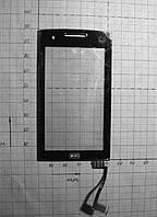 Тачскрин X6 WG6 WF6 WX6 TV Wi-Fi GPS 52*90 шлейф снизу справа touch screen(#1714)