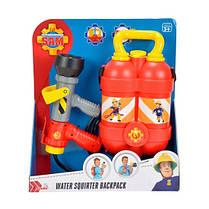 Водный пистолет с рюкзаком пожарный сэм 9250916 купить рюкзак для ношения ребёнка