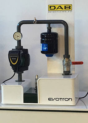 Циркуляционный насос Dab EVOTRON 80-130