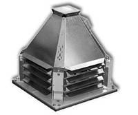 Вентиляторы крышные радиальный дымоудаления ВДРДВ-5,5-20