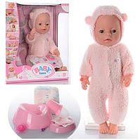 Кукла интерактивная Пупс Baby Born  BL012А  КК, АS