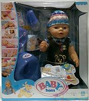 Кукла интерактивная Пупс Baby Born  BL 013 В  КК