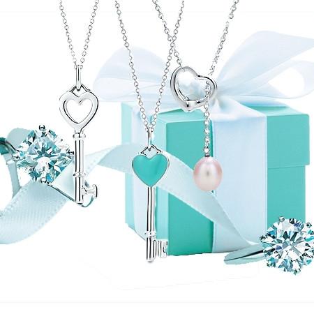 Серьги Tiffany & Co