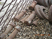 Паковка труба рельс уголок арматура швеллер балка двутавр ндл б у, фото 1