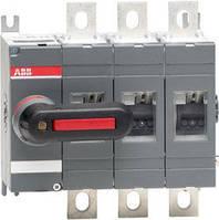 Выключатель нагрузки АВВ 800 А (разрывной)