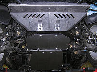 Защита картера двигателя  и КПП Ssаng Yong Rexton I Кольчуга 1.0045.00