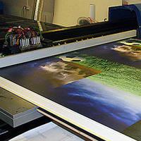 Печать на ПВХ  формата А1