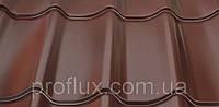 Металлочерепица монтерей 0,4 8017(корничневый), фото 1