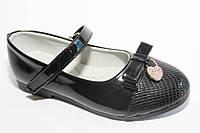 Детские туфли в школу ТМ BBT для девочек (разм. с 31 по 36)