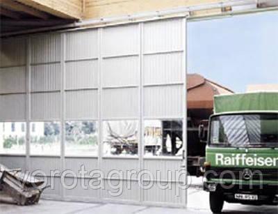 Відкатні сталеві ворота Hormann FST MZ 2,8 м*2м