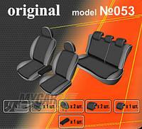 EMC-Elegant Авточехлы на сиденья Volkswagen Jetta, фото 1