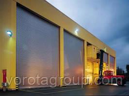 Рулонные гаражные ворота Hormann RollMatic