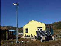 Солнце и ветер- альтернативные источники энергии для загородного дома.