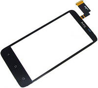 Сенсор (тач скрин) HTC Desire VC T328d black (оригинал)