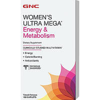 Витамины Women's Ultra Mega Energy and Metabolism 90 капсул