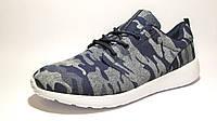 Кроссовки мужские SAYOTA текстиль джинсовые (версия Nike Roshe Run) р.44