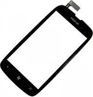 Сенсор (тач скрин) NOKIA Lumia 610 black
