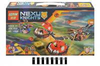 """Конструктор """"NEXO Knights""""  329 деталей"""