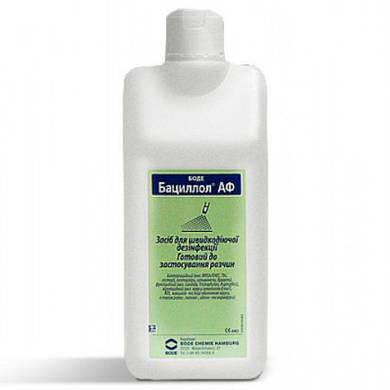 Дезинфицирующая жидкость для инструментов Bacillol 1Л