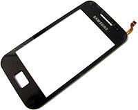 Сенсор (тач скрин) SAMSUNG Galaxy Ace S5830 black