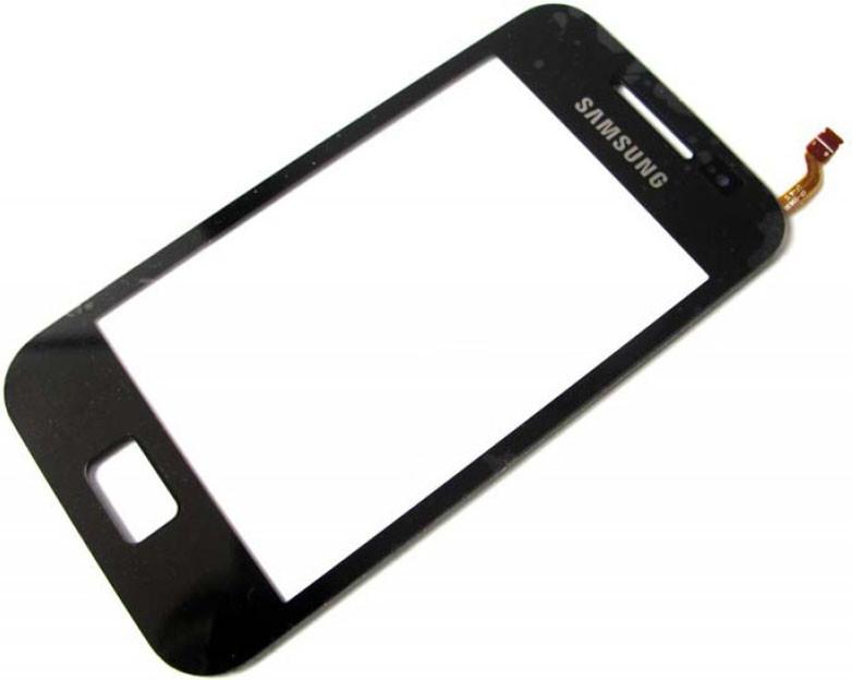 Сенсор SAMSUNG Galaxy Ace S5830 black, тач скрин для телефона смартфон