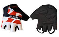 Перчатки для фитнеca женские ZEL ZG-3605 (PL,эластан, р-р XXS-M, открытые пальцы, цвета в ассортименте)